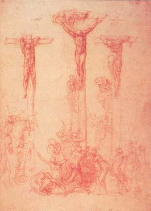Этюд с тремя крестами